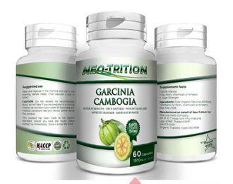Экстракт 100% гарцинии камбоджийской в капсулах для активного похудения (60 шт)