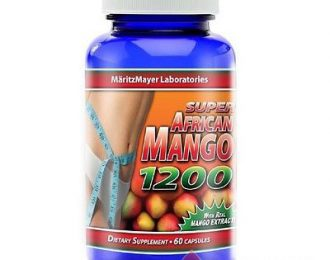 Экстракт африканского манго в капсулах для похудения (60 шт)