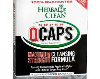 Универсальное чистящее средство для организма на натуральных травах «4 капсулы»