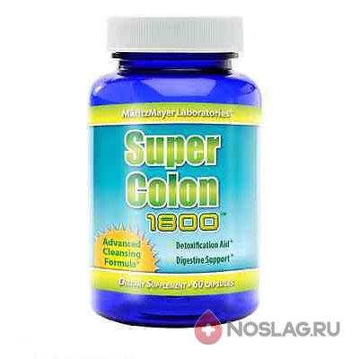 Таблетирование средство для очищения кишечника (60 капсул-таблеток)